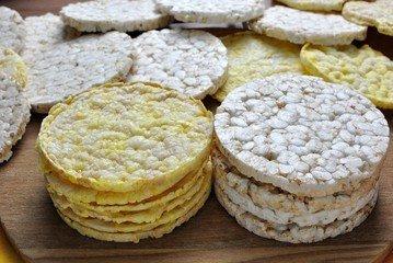 gallette di riso e dieta dimagrante